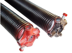 Garage door spring repair Warwick