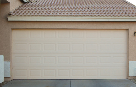 New Garage Door in Warwick